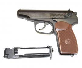 пистолет пневматический МР-654К-20, к. 4,5 мм