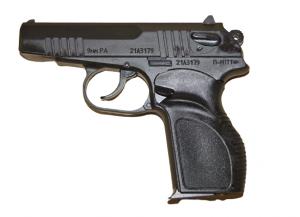 ПМ-17Т к.9мм (Рукоятка ДОЗОР) Нов.дизайн